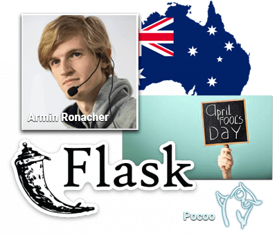 Le créateur de Flask