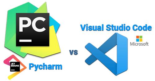 Python Pycharm et VS Code