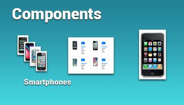 Components avec Angular 11