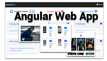 Build a Full Web application with Angular 11